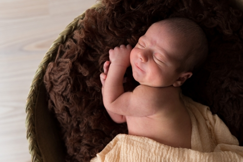 Newborn Saul